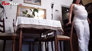 FUN Separate out Crude and Pregnant German Lesbians