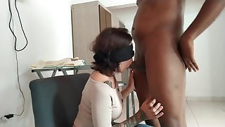 Step Sister Tricked Into Sucking My Cock And Swallowing My Cum